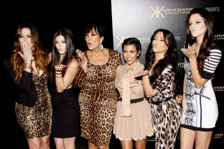 The Kardashians and Jenners (Photo: Tinseltown/Shutterstock.com)