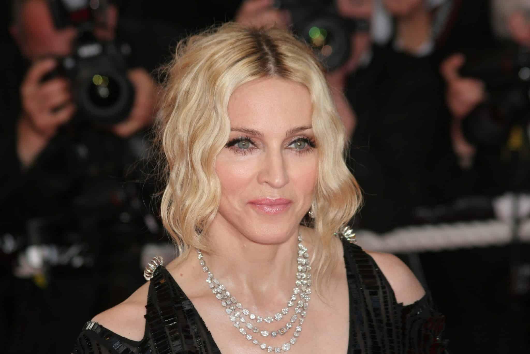 Madonna (Photo: Denis Makarenko/Shutterstock.com)