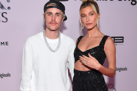 Justin Bieber and Hailey Baldwin Bieber (Photo: DFree/Shutterstock.com)