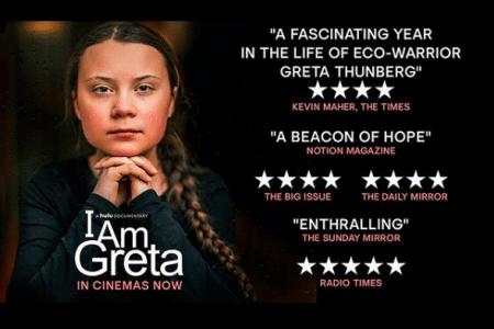 I Am Greta documentary (B-Reel Films)