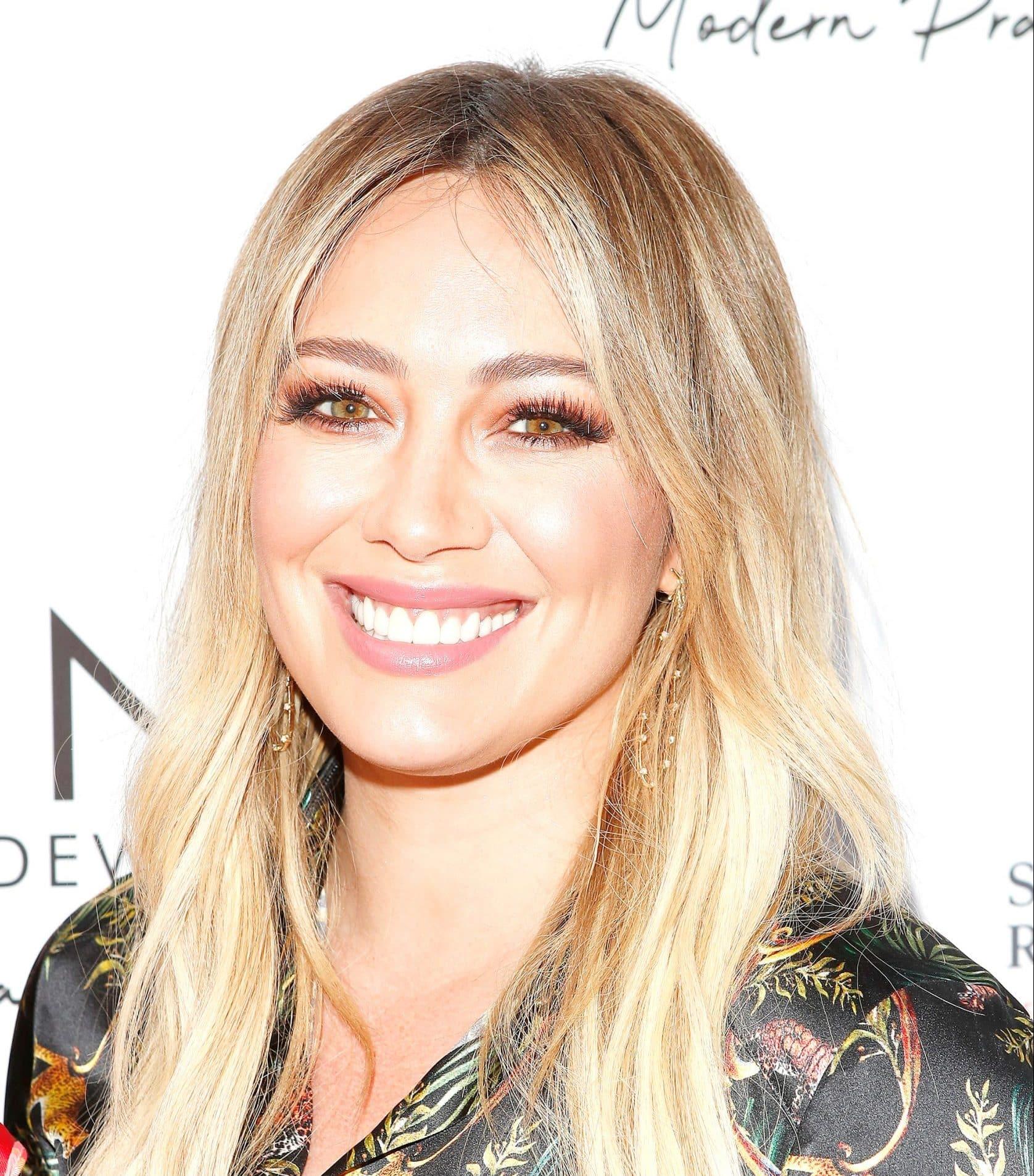 Hilary Duff (Photo: Joe Seer/Shutterstock.com)