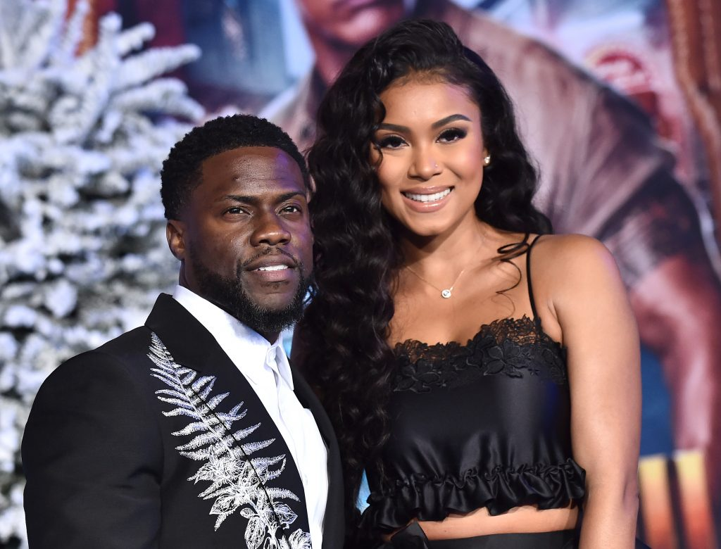 Kevin Hart and Eniko Hart (Photo: DFree/Shutterstock.com)