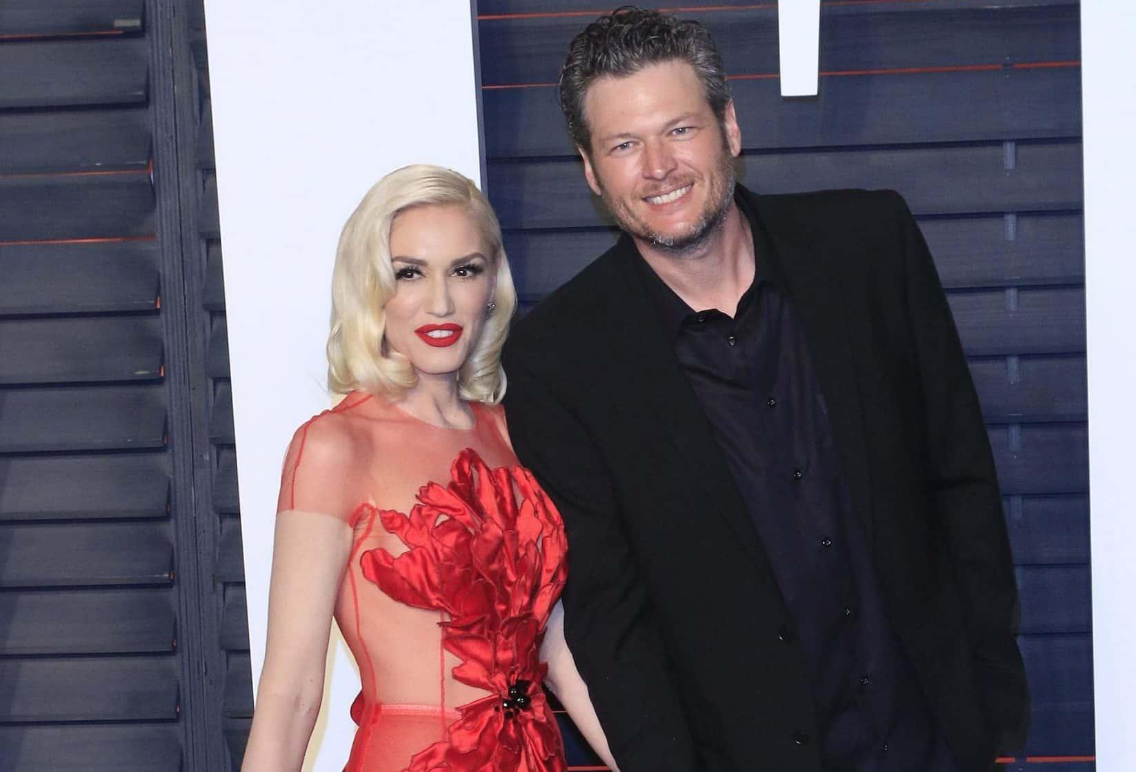 Gwen Stefani and Blake Shelton (Photo: Joe Seer/Shutterstock.com)