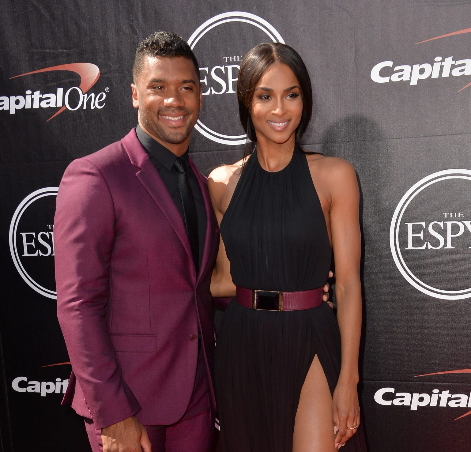 Russell Wilson and Ciara (Photo: Featureflash Photo Agency/Shutterstock.com)