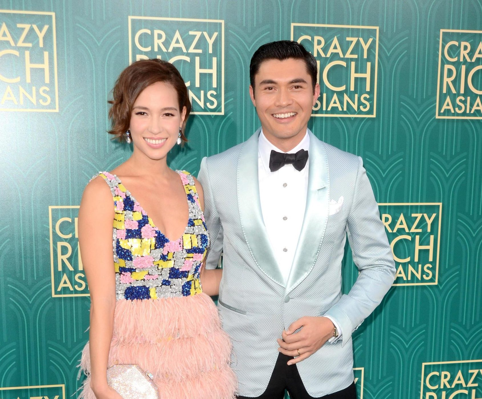 Liv Lo and Henry Golding (Photo: Kathy Hutchins/Shutterstock.com)
