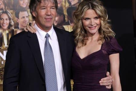 David E. Kelley and Michelle Pfeiffer (Photo: DFree/Shutterstock.com)