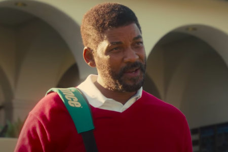 """Will Smith as Richard Williams in the new trailer """"King Richard"""" from Warner Bros."""