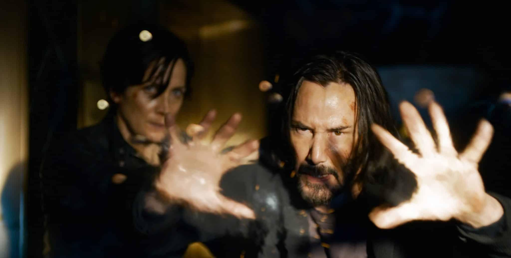 The Matrix Resurrections, still courtesy Warner Brothers AU